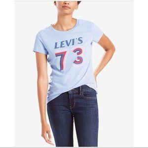 Levi's Cotton Logo Graphic T-Shirt